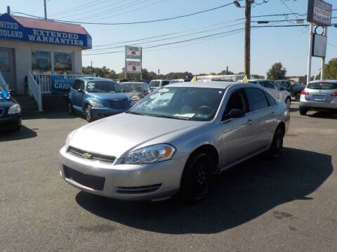 2007 Chevrolet Impala for sale at United Auto Land in Woodbury NJ