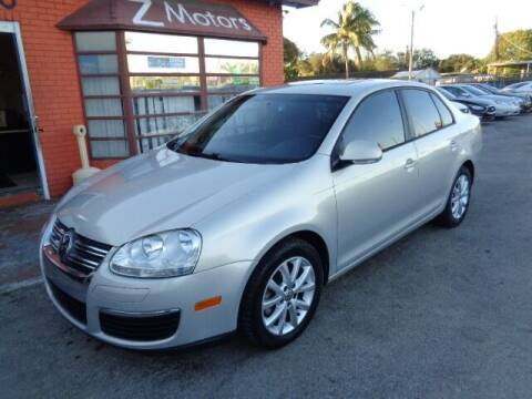 2010 Volkswagen Jetta for sale at Z MOTORS INC in Hollywood FL