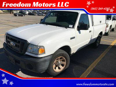 2008 Ford Ranger for sale at Freedom Motors LLC in Knoxville TN