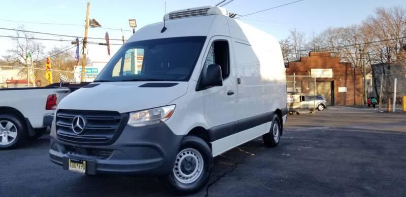 2019 Mercedes-Benz Sprinter Cargo for sale at Elis Motors in Irvington NJ