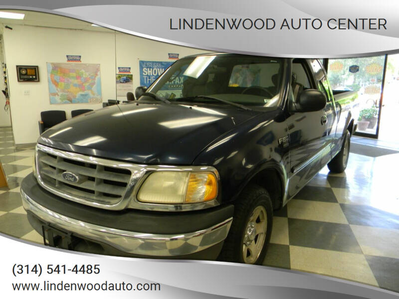 2003 Ford F-150 for sale at Lindenwood Auto Center in St.Louis MO