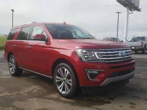 2020 Ford Expedition for sale at Vance Fleet Services in Guthrie OK