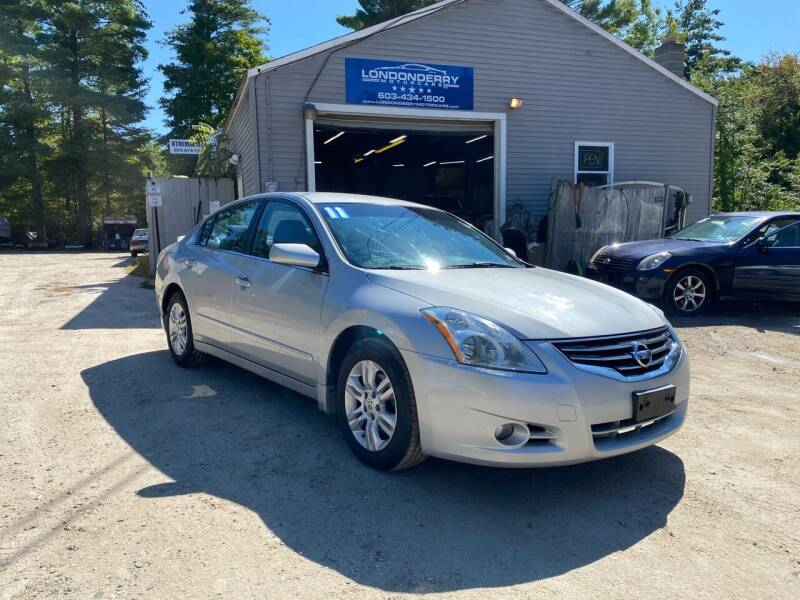 2011 Nissan Altima for sale at Official Auto Sales in Plaistow NH