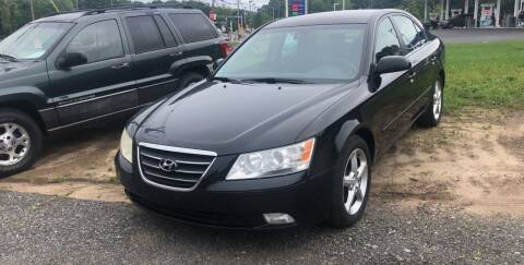 2009 Hyundai Sonata for sale at AUTO OUTLET in Taunton MA