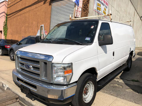 2010 Ford E-Series Cargo for sale at Deleon Mich Auto Sales in Yonkers NY