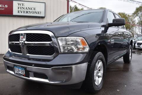 2017 RAM Ram Pickup 1500 for sale at Dealswithwheels in Inver Grove Heights MN