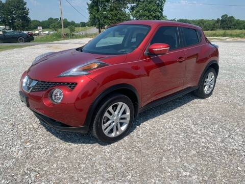 2015 Nissan JUKE for sale at Champion Motorcars in Springdale AR