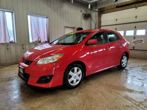2009 Toyota Matrix for sale at Sand's Auto Sales in Cambridge MN