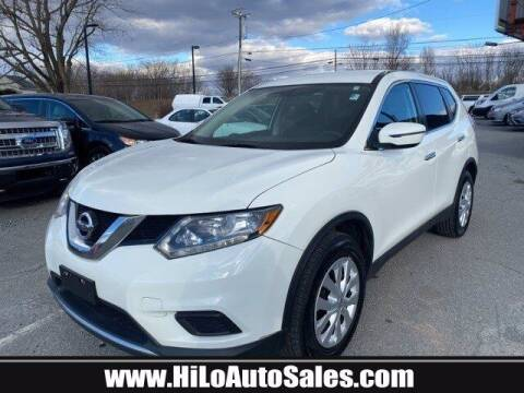 2016 Nissan Rogue for sale at Hi-Lo Auto Sales in Frederick MD