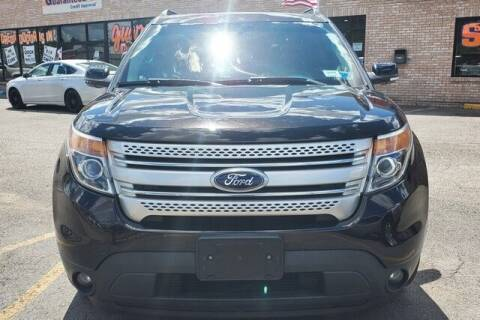 2013 Ford Explorer for sale at Great Ways Auto Finance in Redford MI