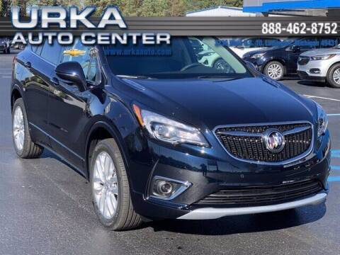 2020 Buick Envision for sale at Urka Auto Center in Ludington MI