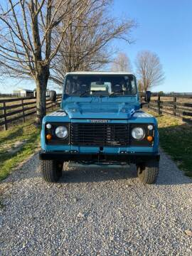 1989 Land Rover Defender for sale at Platinum Auto Group in La Grange KY