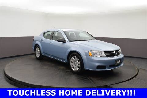 2013 Dodge Avenger for sale at M & I Imports in Highland Park IL