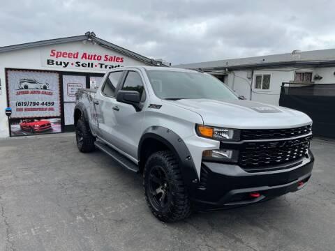2019 Chevrolet Silverado 1500 for sale at Speed Auto Sales in El Cajon CA