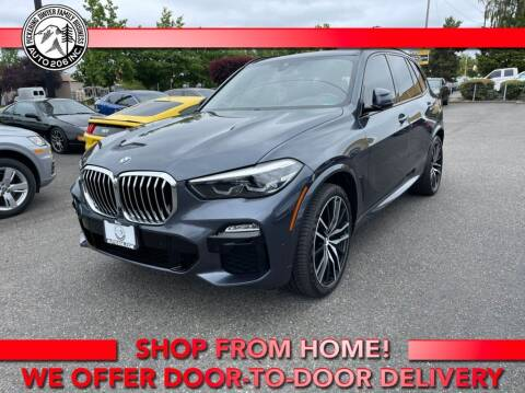 2019 BMW X5 for sale at Auto 206, Inc. in Kent WA