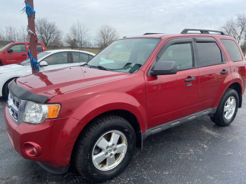 2010 Ford Escape for sale at EAGLE ONE AUTO SALES in Leesburg OH