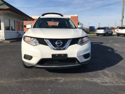 2016 Nissan Rogue for sale at R3A USA Motors in Lawrenceville GA