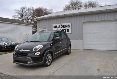 2014 FIAT 500L for sale at Mladens Imports in Perry KS
