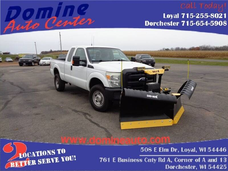 2011 Ford F-350 Super Duty for sale at Domine Auto Center - commercial vehicles in Loyal WI