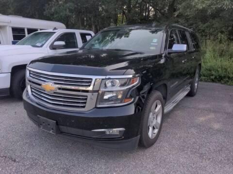 2015 Chevrolet Suburban for sale at Strosnider Chevrolet in Hopewell VA