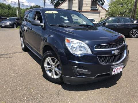 2015 Chevrolet Equinox for sale at PAYLESS CAR SALES of South Amboy in South Amboy NJ
