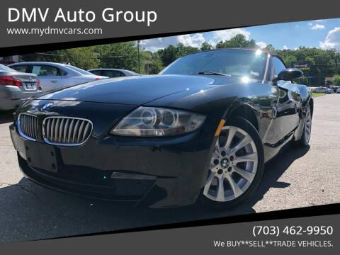 2006 BMW Z4 for sale at DMV Auto Group in Falls Church VA