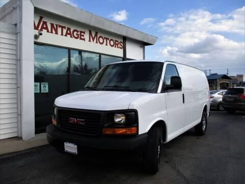 2010 GMC Savana Cargo for sale at Vantage Motors LLC in Raytown MO