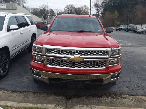2014 Chevrolet Silverado 1500 for sale at Auto Villa in Danville VA