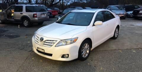 2011 Toyota Camry for sale at Barga Motors in Tewksbury MA