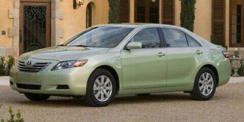 2007 Toyota Camry Hybrid for sale at DAVID McDAVID HONDA OF IRVING in Irving TX