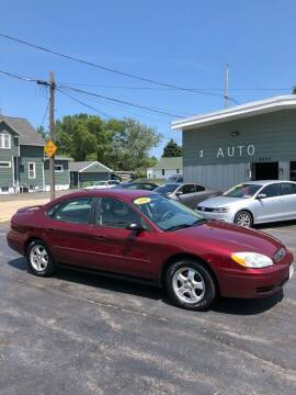 2006 Ford Taurus for sale at SHEFFIELD MOTORS INC in Kenosha WI