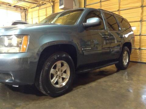 2009 Chevrolet Tahoe for sale at Darryl's Trenton Auto Sales in Trenton TN