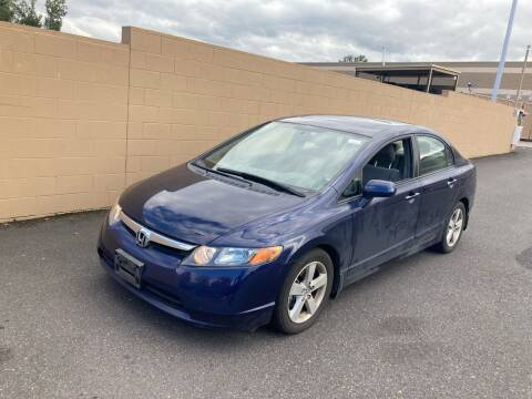2007 Honda Civic for sale at Blue Line Auto Group in Portland OR
