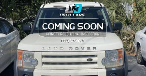 2005 Land Rover LR3 for sale at D & D Used Cars in New Port Richey FL