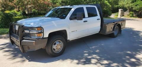 2016 Chevrolet Silverado 3500HD for sale at Motorcars Group Management - Bud Johnson Motor Co in San Antonio TX