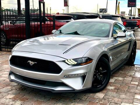 2018 Ford Mustang for sale at Unique Motors of Tampa in Tampa FL