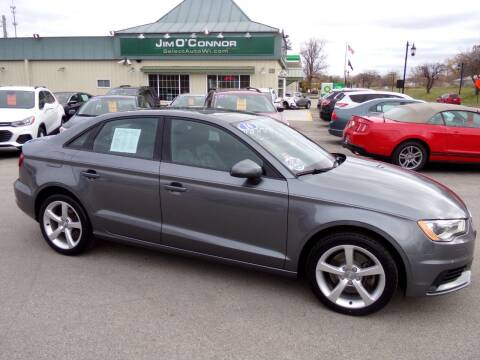 2016 Audi A3 for sale at Jim O'Connor Select Auto in Oconomowoc WI