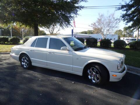 2001 Bentley Arnage for sale at Carolina Classics & More in Thomasville NC