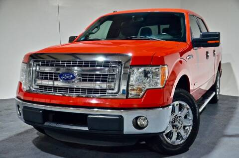 2013 Ford F-150 for sale at Carxoom in Marietta GA