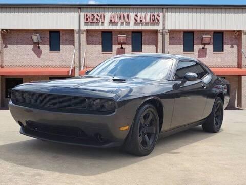 2013 Dodge Challenger for sale at Best Auto Sales LLC in Auburn AL