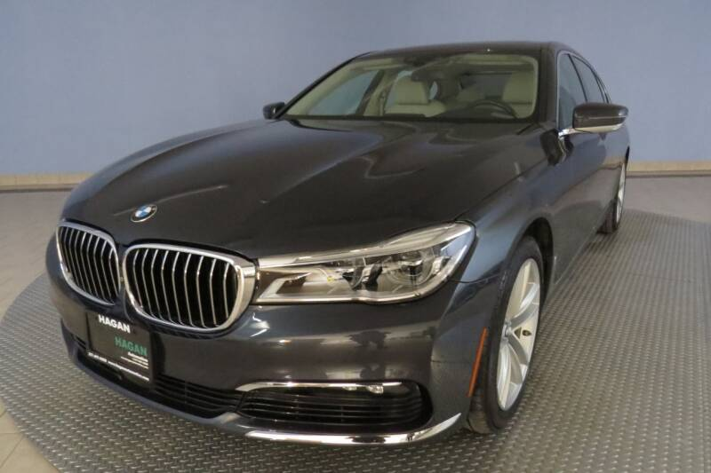 2016 BMW 7 Series for sale at Hagan Automotive in Chatham IL