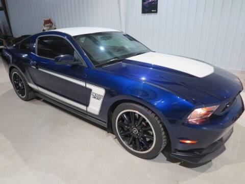2012 Ford Mustang for sale at PORTAGE MOTORS in Portage WI