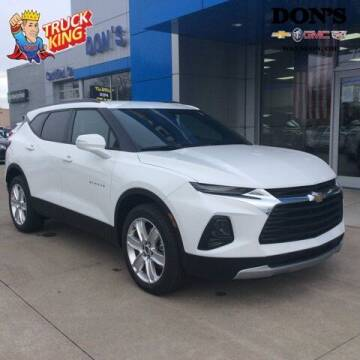 2021 Chevrolet Blazer for sale at DON'S CHEVY, BUICK-GMC & CADILLAC in Wauseon OH