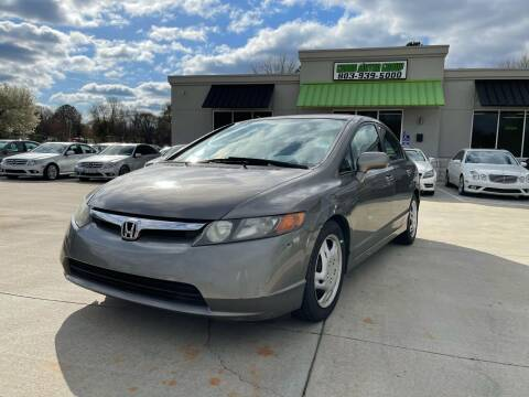 2007 Honda Civic for sale at Cross Motor Group in Rock Hill SC