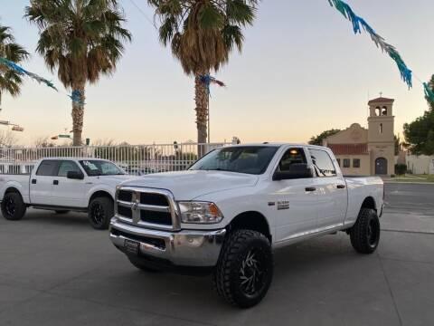 2017 RAM Ram Pickup 2500 for sale at Monaco Auto Center LLC in El Paso TX