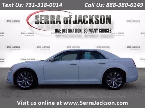 2017 Chrysler 300 for sale at Serra Of Jackson in Jackson TN