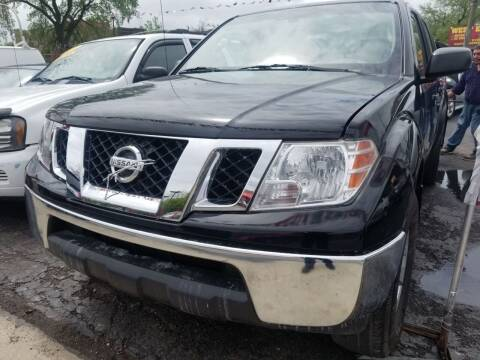 2011 Nissan Frontier for sale at WEST END AUTO INC in Chicago IL