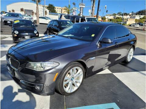 2014 BMW 5 Series for sale at AutoDeals in Hayward CA