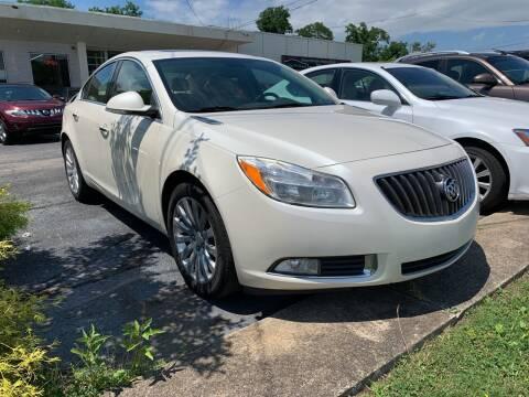 2012 Buick Regal for sale at Boardman Auto Mall in Boardman OH
