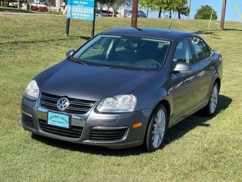 2007 Volkswagen Jetta for sale at Central Union Auto Finance LLC in Austin TX